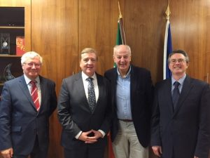 SBA meeting with Minister Pat Breen